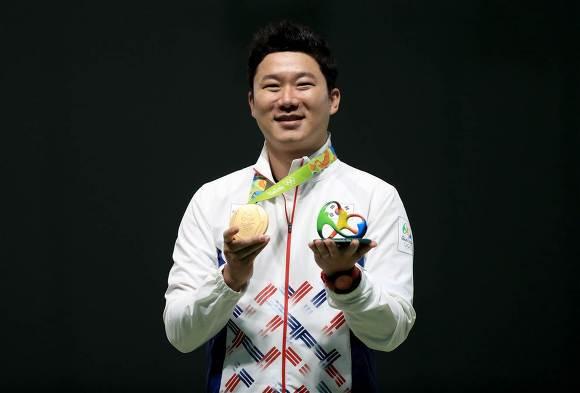 진종오 금메달