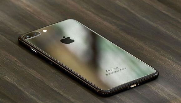애플 아이폰7의 새로운 제트블랙 컬러