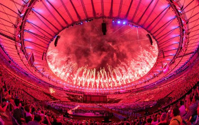 리우 패럴림픽 폐막