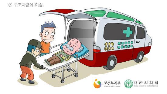 교통사고 응급처치