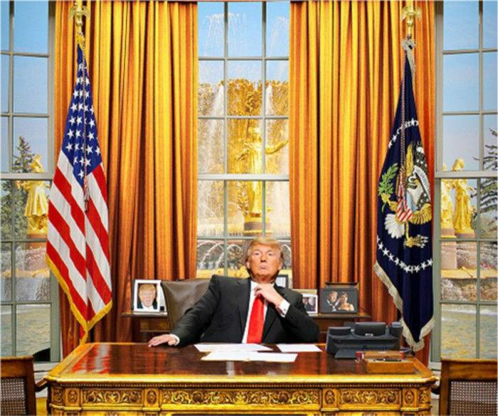 트럼프 백악관