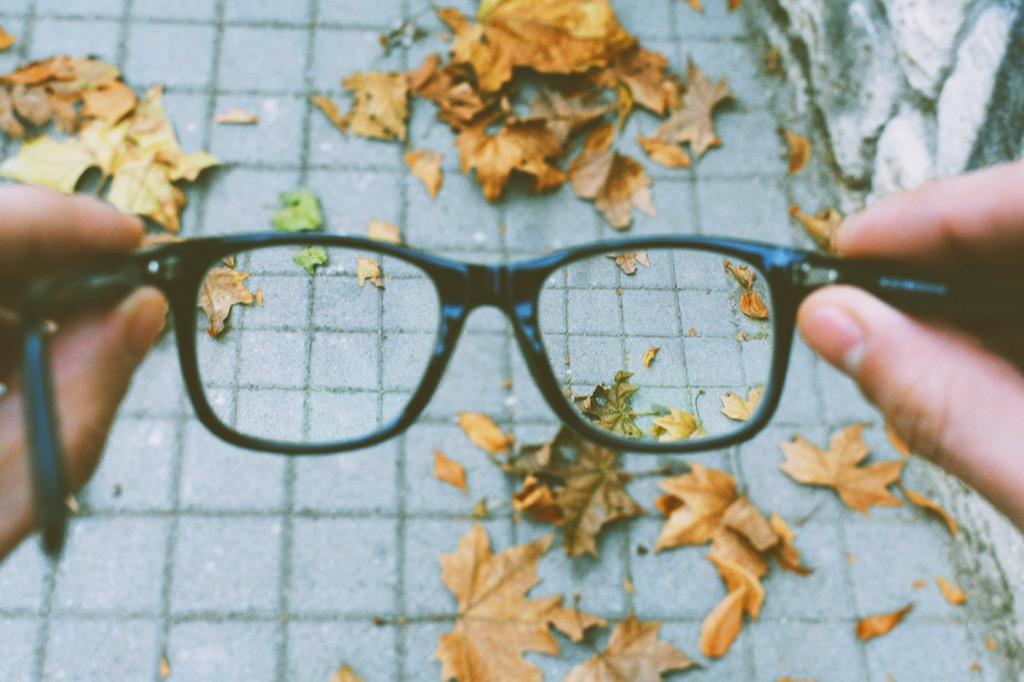 마스크 안경 착용